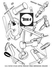(0454) BSA Service tools catalogue