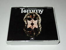 The Who - Tommy (OST) Japan 1988 Import 2 CD Set Near Perfect P48P 25062/3