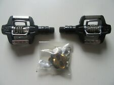 Pair of Crank Brothers Candy Clipless Pedals Black NEW (2872)