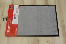 Paillasson Schöner Wohnen 001 Uni 040 gris 70x110 cm Paillasson