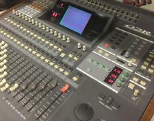 Yamaha 02R V. 2 Digital Mixer Mixing Console w/MB02 Peak Meter Bridge