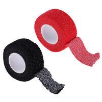 2Pcs/Set Golfer Elastic Protective Finger Grip Tape Bandage for Golf Sports