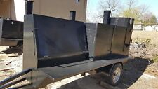 Pro Grill Master Mobile BBQ Smoker Trailer Food Truck Vending Concession Street