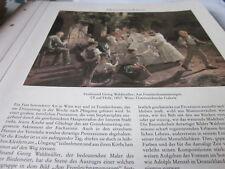 Wien Archiv 4 4065 Ferdinand Georg Waldmüller Am Fronleichnamsmorgen 1867