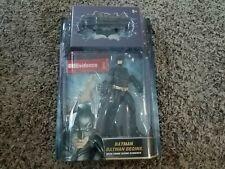 Dc Dark Knight Batman Begins Batman w/ Crime Scene Evidence Action Figure Moc!