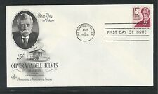 # 1288 OLIVER WENDELL HOLMES,  JURIST ArtCraft 1968 First Day Cover