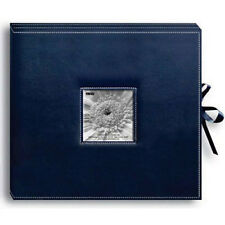 Pioneer SBX-12 3-Ring 12x12 Scrapbook Box Navy Blue (Same Shipping Any Qty)