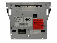 Pontiac RADIO BLOCK Blaupunkt XM Satellite Radio 6 CD Disc Changer Auxiliary OEM