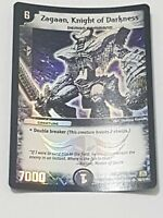 Zagaan, Knight of Darkness duel masters DM-01 Base Set