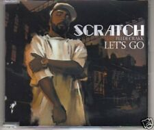 (L701) Scratch ft Peedi Crakk, Let's Go - DJ CD