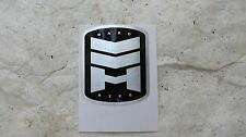 HARO BADGE DECAL BMX RARE STICKER FRONT MASTER FREESTYLER SPORT RACING VINTAGE