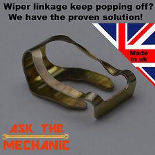 Vauxhall Opel Astra G Mk4 Windscreen Wiper Motor Linkage Rod Link Repair Clip