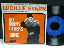 LUCILLE STARR So many others / gone FLX 3157 LONDON HOLLAND