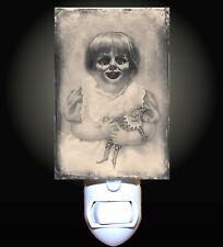 Vintage Horror Doll Decorative Night Light