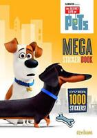 Secret Life of Pets: 1000 Sticker Book by Centum Books, NEW Book, (Paperback) FR