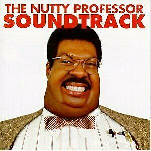 THE NUTTY PROFESSOR  CD COLONNE SONORE