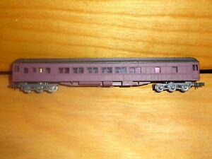 Norfolk & Western Rivarossi passenger set (4)