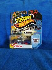 New Team Hot Wheels '84 Pontiac Ages 3 and up