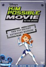 Kim Possible - Kim Possible: So the Drama [New DVD]