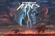 2019 SDCC Frank Miller SIGNED 300 / Xerxes Art Print / Dark Horse Comics
