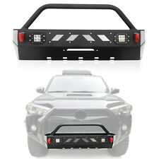 Fit for 2016-2019 Toyota 4Runner Trd Pro Front Winch Bumper Guard Cover Bull Bar
