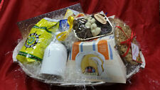 Cesta natalizia idea regalo alimentari FERRARA dolci lambrusco caffè pasta