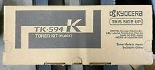 Kyocera TK-594 Toner Kit (Black) - Genuine