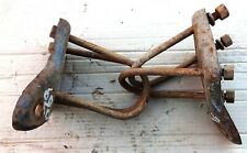 NISSAN DATSUN PICKUP 620 UTE SPRING SEAT AND U-BOLTS 2WD ,USED