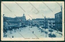 Agrigento Favara PIEGHINA ABRASA cartolina QQ0077