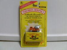 Matchbox Originals Lesney Orange Cement Mixer (3)