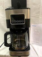 SHARDOR Drip Coffee Maker, 12-15 Cup Programmable Brew Coffee Machine 3.0, USED