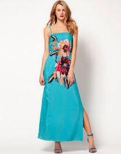 Vestido de boda BNWT ❤ ❤ Costa Talla 6 ethina Maxi s Bridesmaids, Playa, Vacaciones, Xs