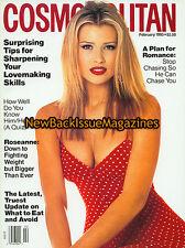 Cosmopolitan 2/93,Daniela Pestova,February 1993,NEW
