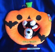 """RARE HALLOWEEN SNOOPY 13""""x11"""" Acquired in Japan-ship free"""
