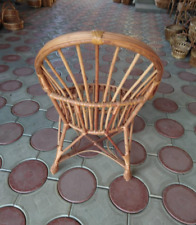 Wicker chair Handmade furniture rattan