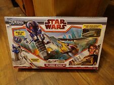 2010 HASBRO--STAR WARS--TRI DROID ATTACK SET (NEW)