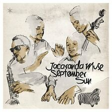 ♫ - JACARANDA MUSE - SEPTEMBER SUN - 10 TITRES - 2012 - CD NEUF NEW NEU - ♫