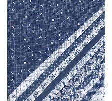 Tessuto Fat Quarter 12x 48cm x 48cm Patchwork/STOFFA WESTFALEN CLASSIC 2
