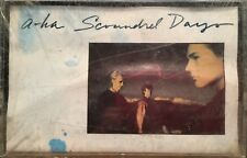 A-HA Scoundrel Days Cassette Tape BRAND NEW OLD STOCK