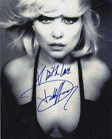 Debbie Harry Autographed Signed 8x10 Photo ( Blondie ) REPRINT