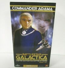 "Battlestar Galactica Commander Adama 12"" Figure Sealed Majestic Studios"