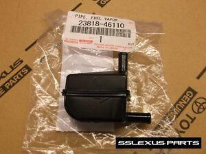 Lexus GS300 GS400 GS430 (1998-2005) OEM FUEL VAPOR FEED VACUUM PIPE 23818-46110