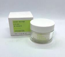 Yssey Miyake L'eau D'Issey Lotus Scented Body Cream - 1.7 oz - BNIB -