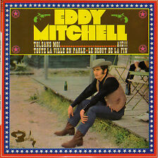 EDDY MITCHELL AIE !!! FRENCH ORIG EP LONDON ALL STAR