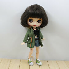 """Takara 12"""" Nude Blythe Doll from Factory matte face joints body short hair sale"""