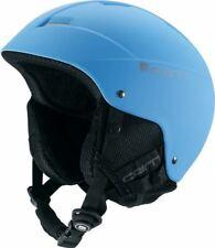Cairn Android J Unisex Junior Ski Snowboarding Snow Sports Mat Turquoise Helmet