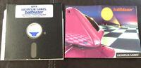 "Lucas Film Games EPYX Ball Blazer Ballblazer Atari Computers 5.25"" Floppy Disk"