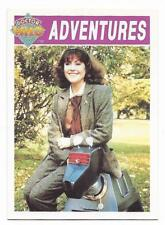 1994 Cornerstone DR WHO Base Card (36) Adventures