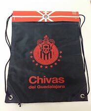 Club Deportivo Del Guadalajara Official Licensed Cinch Bag By Rhinox