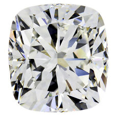 0.90 carat Cushion cut Diamond GIA certificate report E color VS1 loose